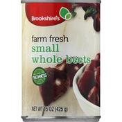 Brookshire's Small Whole Beets, Farm Fresh