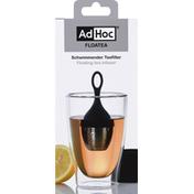 AdHoc Floating Tea Infuser, Floatea, Black