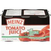 Heinz Tomato Juice Club Pack, 6 Pack, 156mL Each