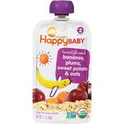 Happy Baby Homestyle Meals Organic Baby Food