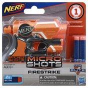 NERF DOG Micro Shots, Firestrike, N-Strike Elite, Series 1