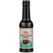 Hy-Vee Less Sodium Worcestershire Sauce
