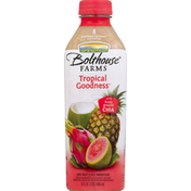 Bolthouse Farms 100% Fruit Juice Smoothie, Tropical Goodness