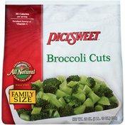 All Natural Broccoli Cuts