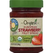 Full Circle Fruit Spread, European Strawberry