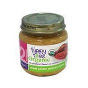 Tippy Toes Organic Sweet Potato Chicken Dinner Baby Food