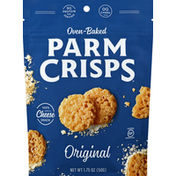 ParmCrisps Cheese Snack, Oven-Baked, Original