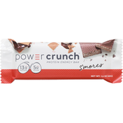 Power Crunch Protein Energy Bar, S'mores