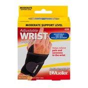 Mueller Adjustable Wrist Support Moderate Support Level
