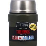 Thermos Vacuum Insulated