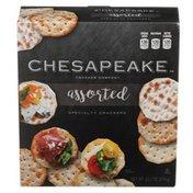 Hy-Vee Chesapeake Assorted Specialty Crackers
