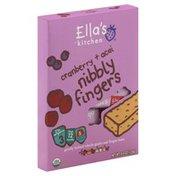 Ella's Kitchen Nibbly Fingers, Cranberry + Acai