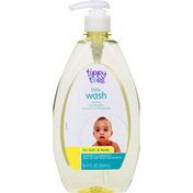 Tippy Toes Baby Wash, for Hair & Body