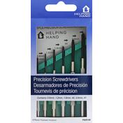 Helping Hand Precision Screwdrivers
