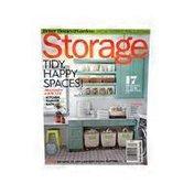 Home Better Homes & Gardens Storage Magazine Organize Makeover Closets Fall