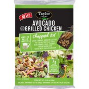 Taylor Farms Avocado Ranch Grilled Chicken Chopped Salad Kit