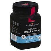 Wedderspoon Honey, Manuka, Active 12+