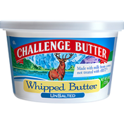 Challenge Whipped Butter, Unsalted