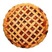 8'' Strawberry Rhubarb Pie