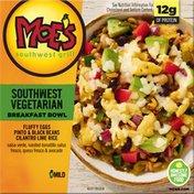 Kellogg's Moe's Southwest Grill Southwest Vegetarian Mild Breakfast Bowl