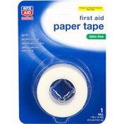Rite Aid Pharmacy Paper Tape, 1 roll