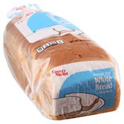 County Market White Bread, Round Top, Enriched