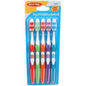 Valu Time Value Pack Soft Toothbrushes