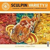 Ballast Point Brewery Sculpin Variety Pack, Bottles