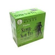 Slim leaf Regular Super Slim Tea