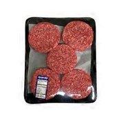 80% Lean Beef Patties