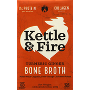 Kettle & Fire Turmeric Ginger Chicken Bone Broth