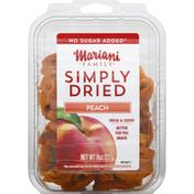 Mariani Peach, Simply Dried