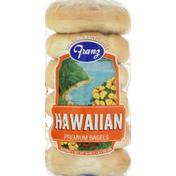 Franz Bagels, Premium, Hawaiian