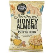 Culinary Tours Northwest Honey Almond Puffed Corn