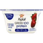 Yoplait Yogurt, Fat Free, Strawberry