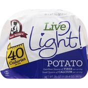 Aunt Millie's Bread, Light Potato