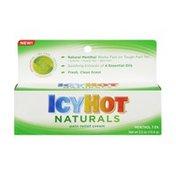 Icy Hot Naturals Pain Relief Cream