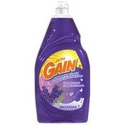 Gain Dishwashing Liquid, Ultra, Lavender Scent