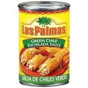 Las Palmas Green Chile Hot Enchilada Sauce