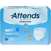 Attends APP0720 Medium Advanced Underwear