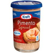 Kraft Pimento Spread with Philadelphia Cream Cheese