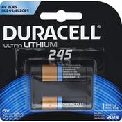 Duracell Battery, 6V, Photo, Lithium