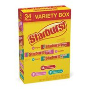 Starburst Fruit Chews Variety Single s