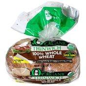 Papa's Organic 100% Whole Wheat Thinwich
