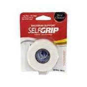 "Best Choice Self Grip Athletic Tape/Bandage, 1"""