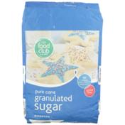 Food Club Pure Cane Granulated Sugar