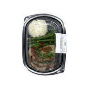 Grab & Go Cold Meatloaf, Mashed Potatoes & Green Beans Meal