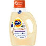 Tide Purclean Plant-based Laundry Detergent, Honey Lavender Scent Tide Purclean Plant-based Laundry Detergent, Honey Lavender Scent