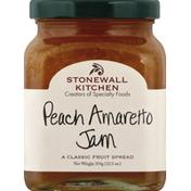 Stonewall Kitchen Peach Amaretto Jam