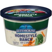 Litehouse Homestyle Ranch Dip & Spread